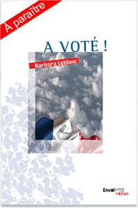 A voté Barbara Leblanc