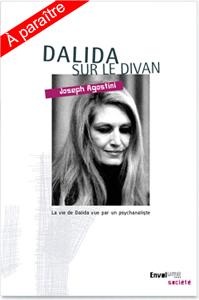 Dalida sur le divan de Joseph Agostini