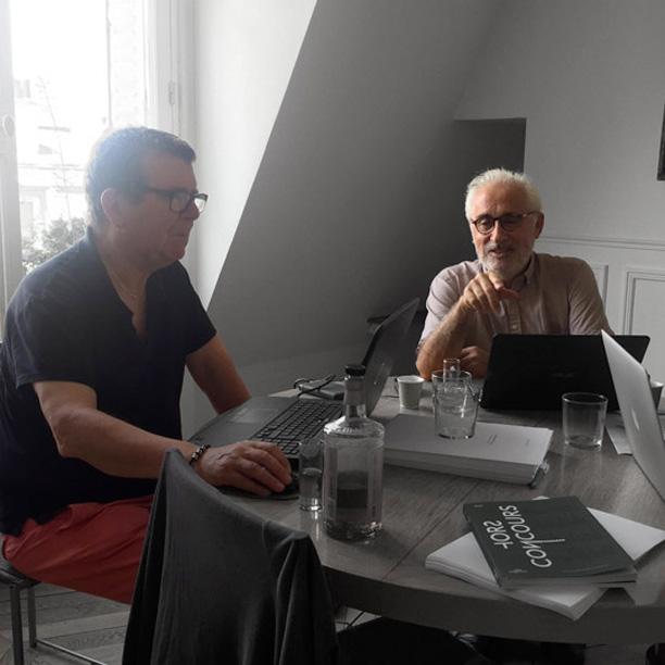 Envolume Bernard-Marie Garreau Pierre Michel Granville