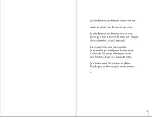 L'Autre Chambre Diane Schmidt éditions Envolume