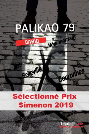 Sélection Prix Simenon 2019 Palikao