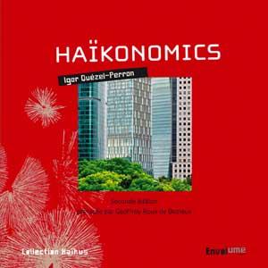 Haïkonomics Igor Quézel-Perron Envolume