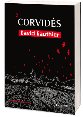 Corvidés de David Gauthier Envolume